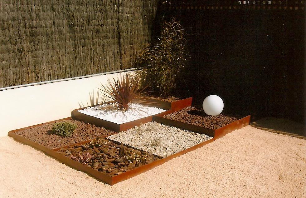 Paisajar jardineria - Jardin bajo mantenimiento ...